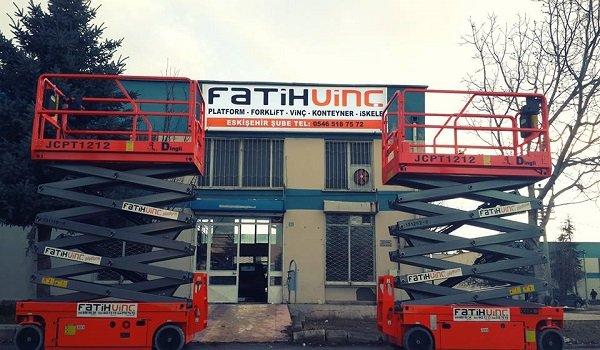 Fatih Vinç