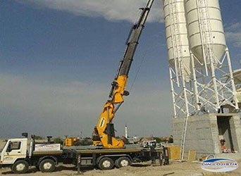 80 Ton 54 Metre Vinç Kiralama Eskişehir